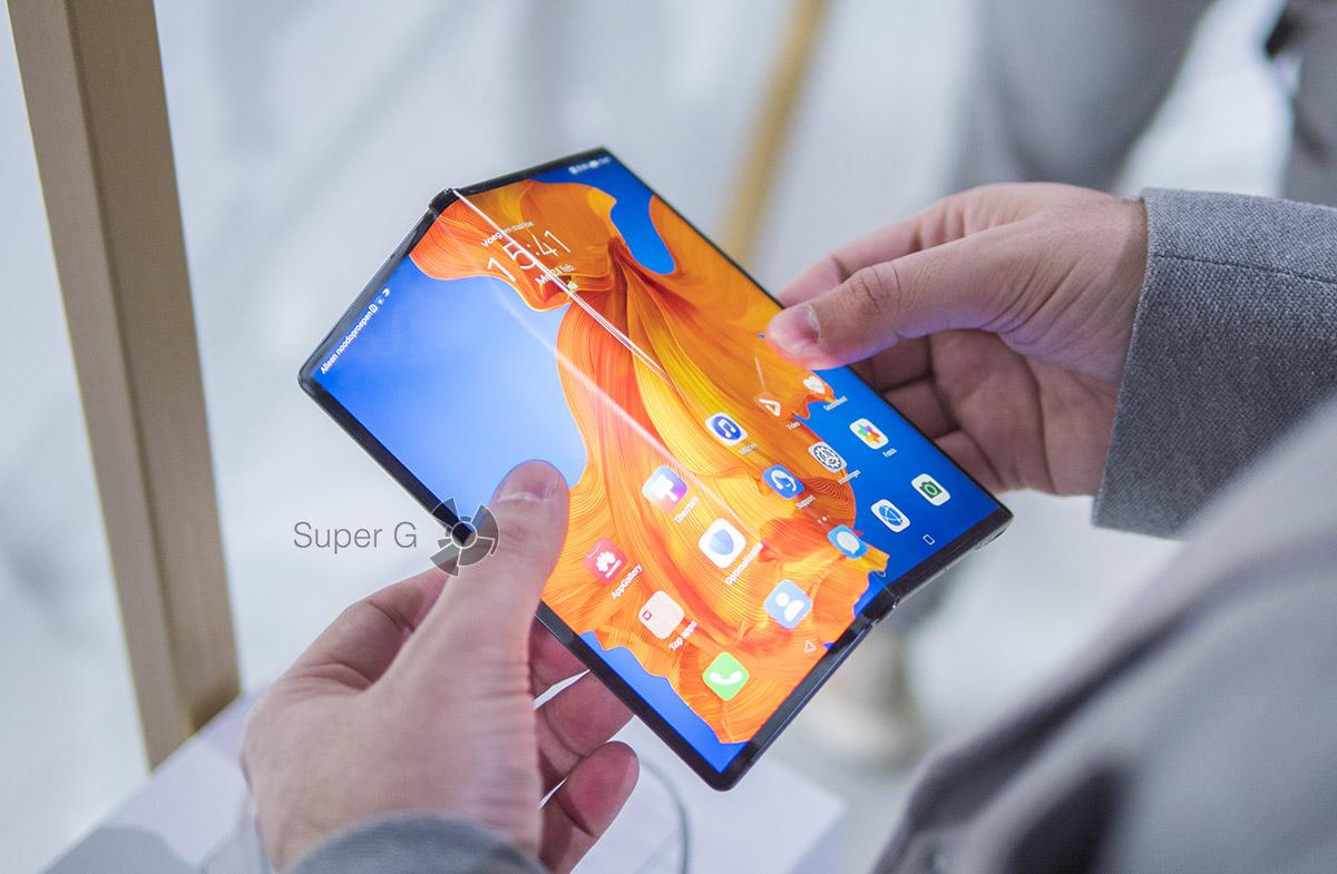 Huawei Mate Xs 5G price