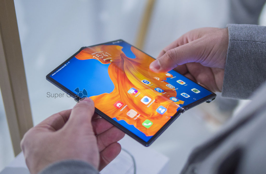 Huawei Mate Xs 5G характеристики