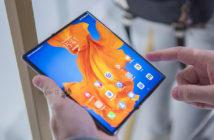Huawei Mate Xs 5G - характеристики, отличия и цена нового китайского флагмана