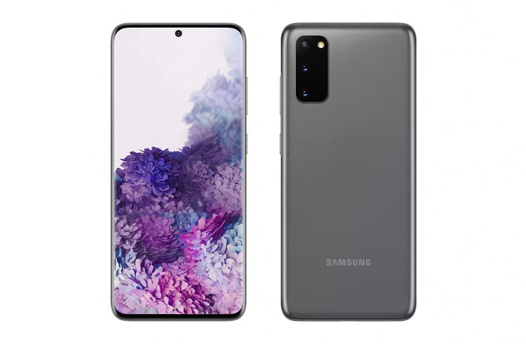 Samsung Galaxy S20 цена and specs