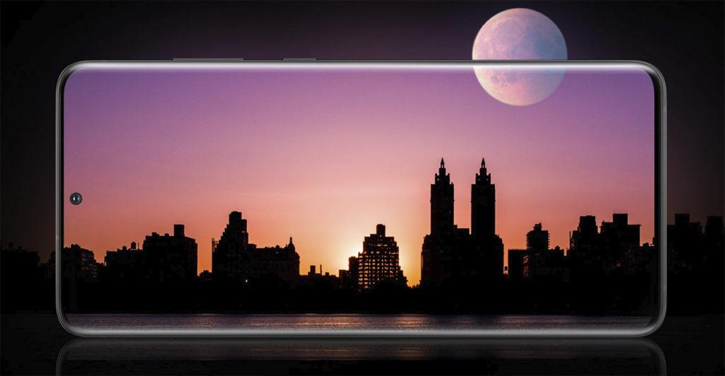 Экран Samsung Galaxy S20