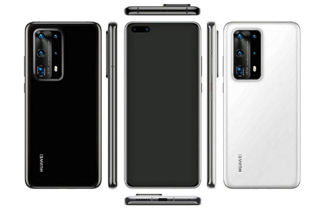 Полные характеристики Huawei P40 Pro