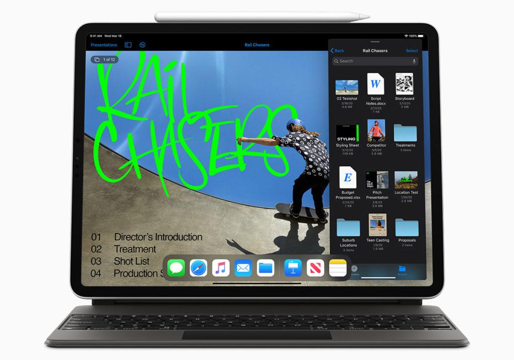 Цены iPad Pro 2020