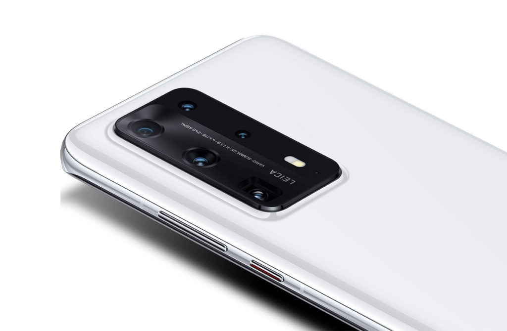 Камеры Huawei P40 Pro Plus