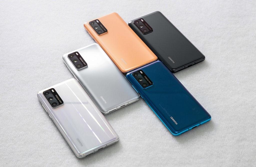 Отличия Huawei P40 Pro от Huawei P30 Pro