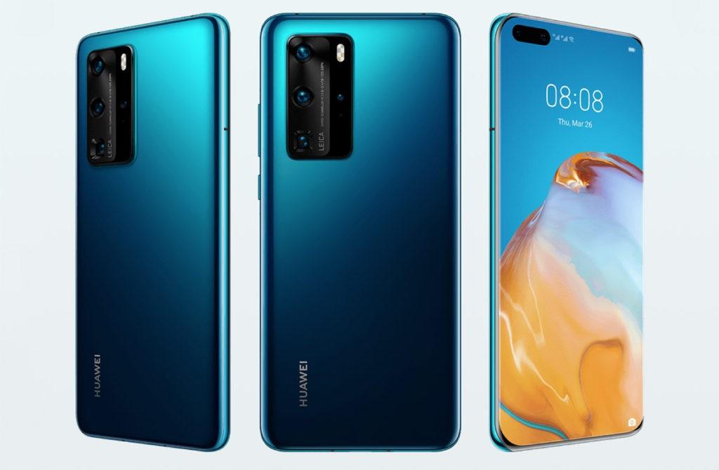 Huawei P40 Pro смартфон