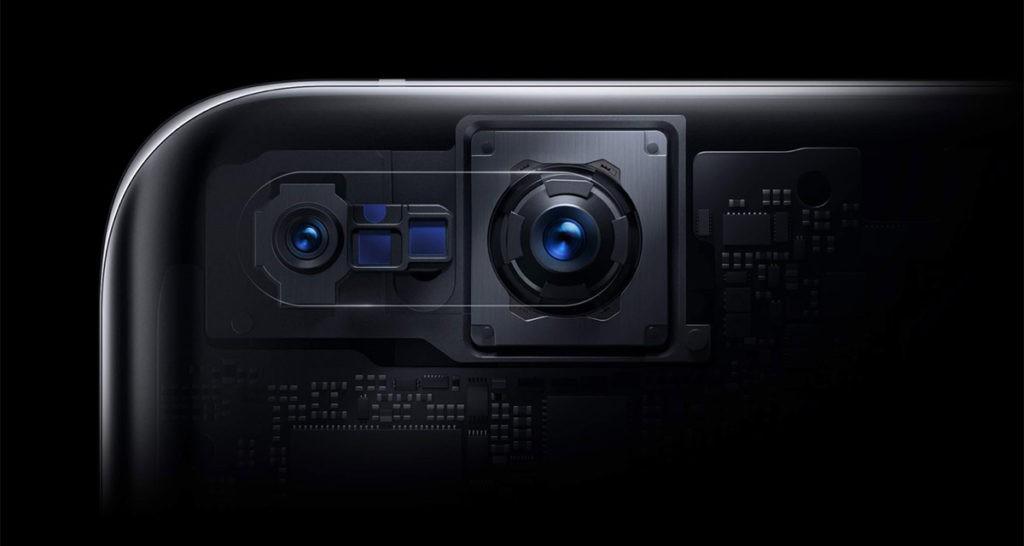 Huawei P40 Pro фронтальная камера разблокировка