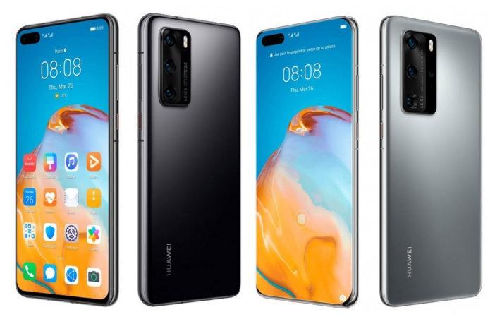 Huawei P40 Pro и P40 - полные характеристики и цены уже здесь