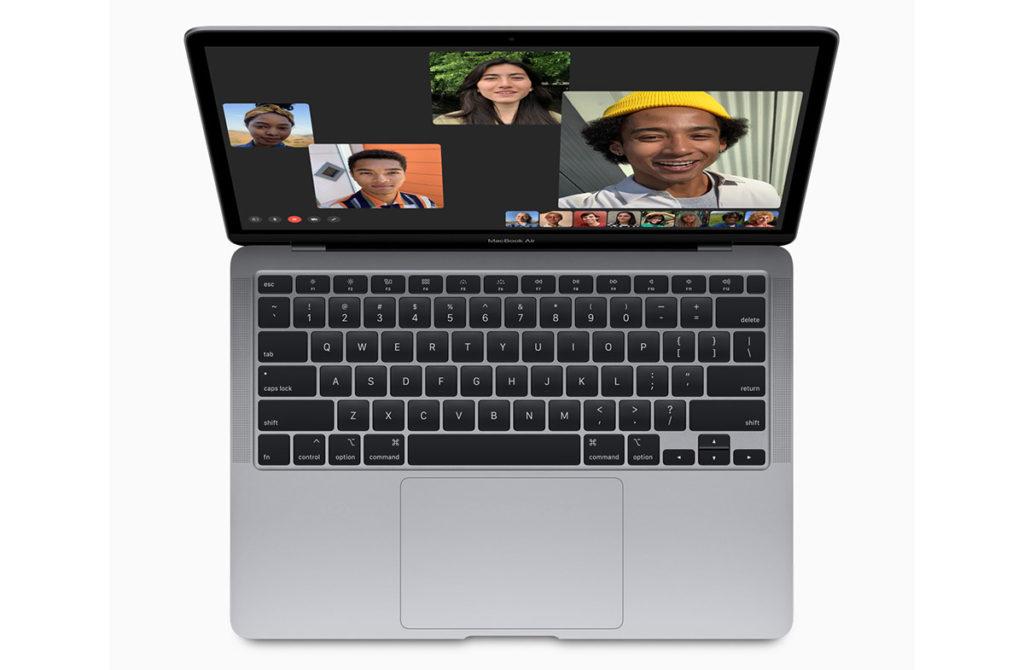 MacBook Air 2020 характеристики