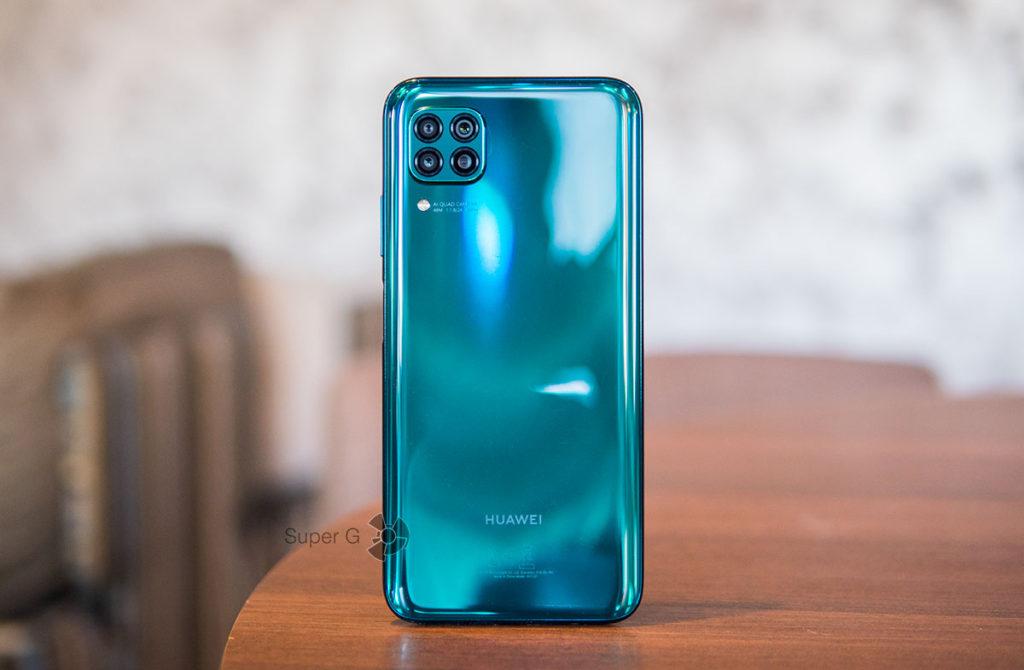 Отзывы Huawei P40 Lite