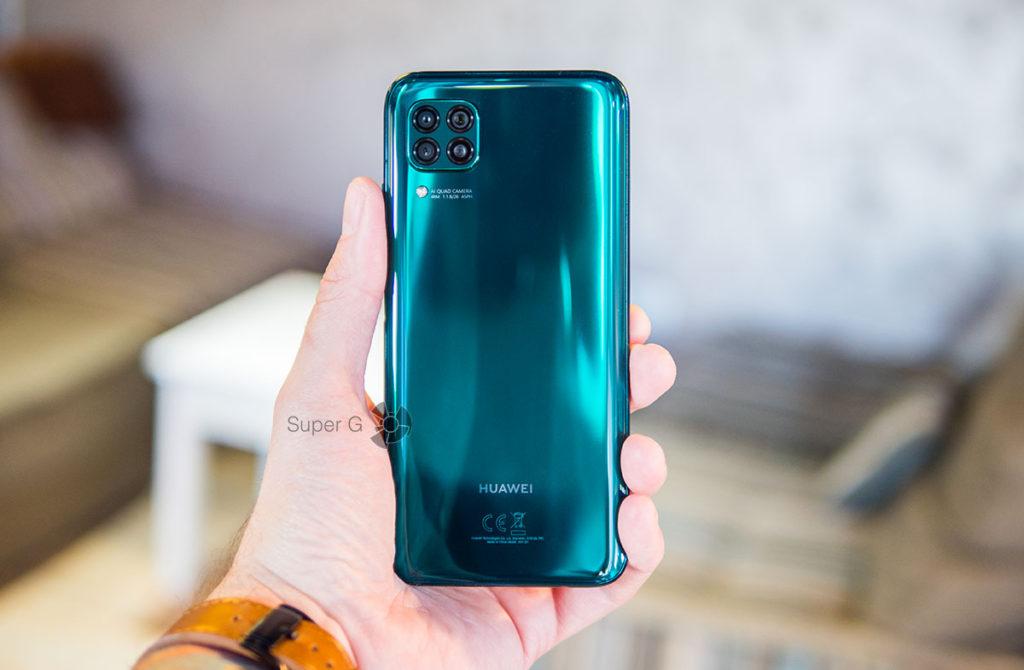 Характеристики Huawei P40 Lite
