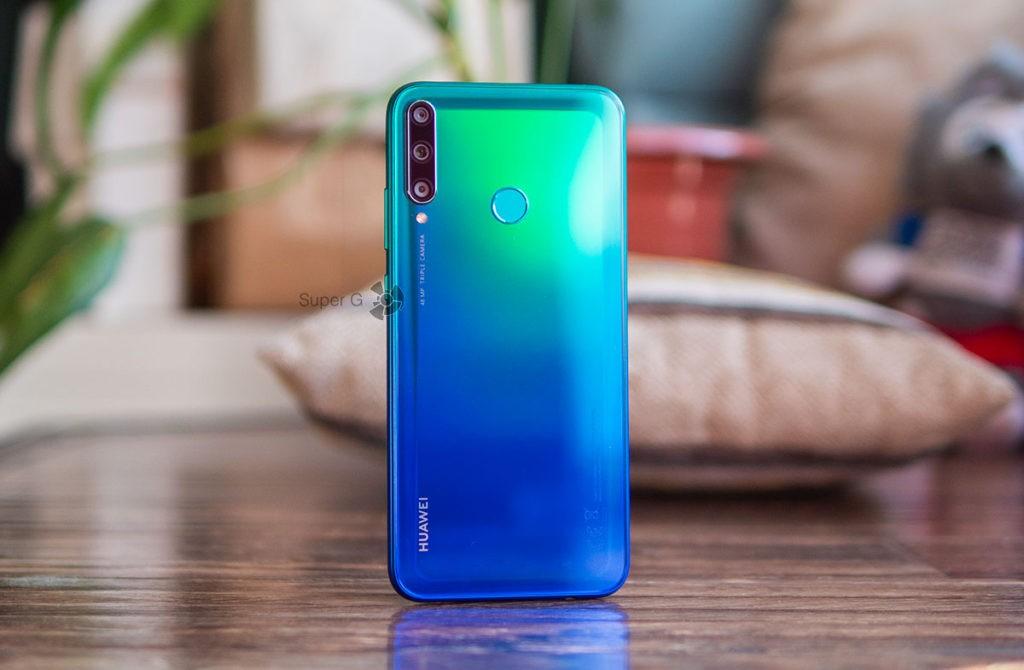 Отзывы Huawei P40 lite E