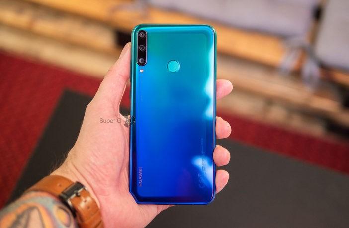 Обзор Huawei P40 lite E - нормальный бюджетник