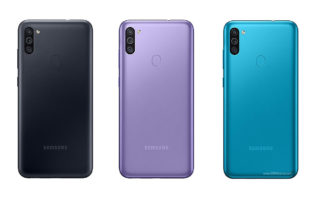 Samsung Galaxy M11 характеристики