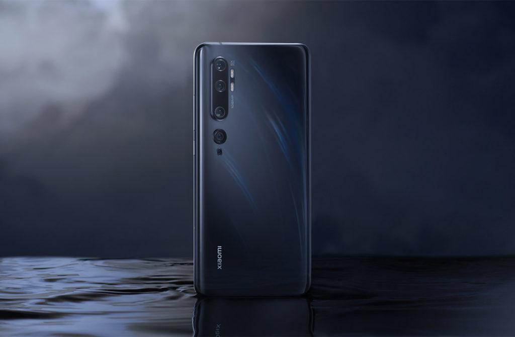 Xiaomi Mi Note 10 черный