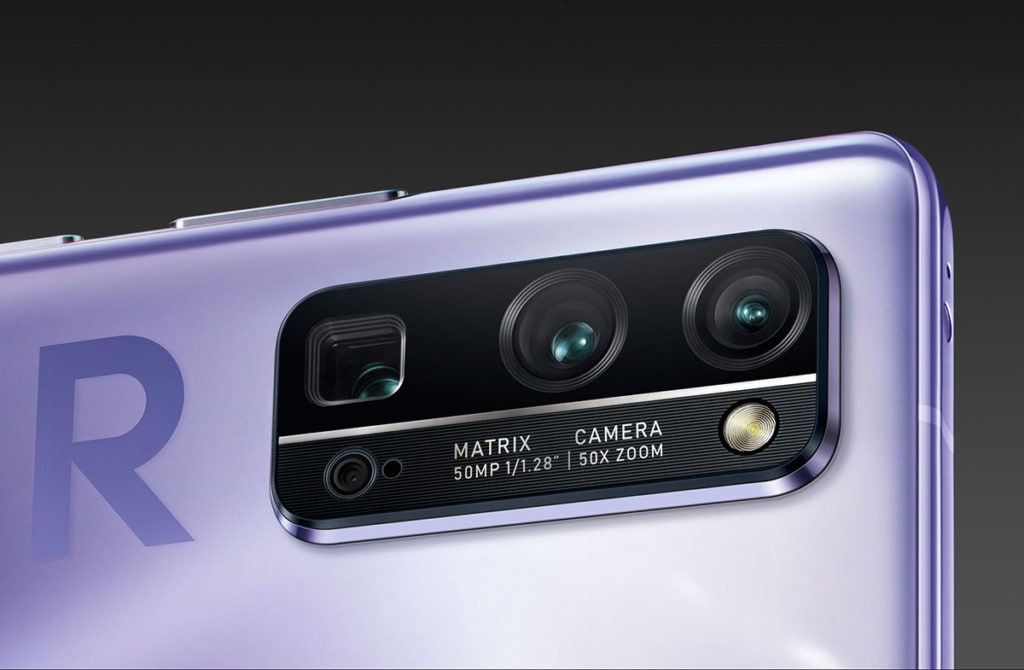 Honor 30 Pro+ камеры
