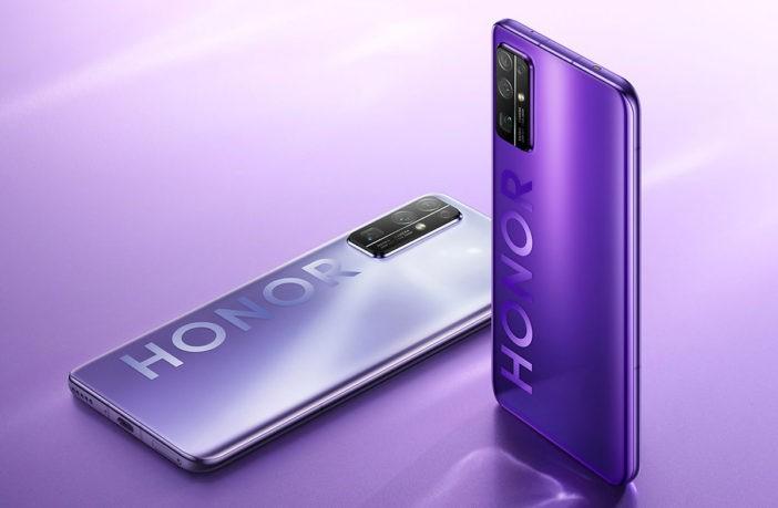 В Китае показали сразу три смартфона Honor 30 - разбираемся в отличиях