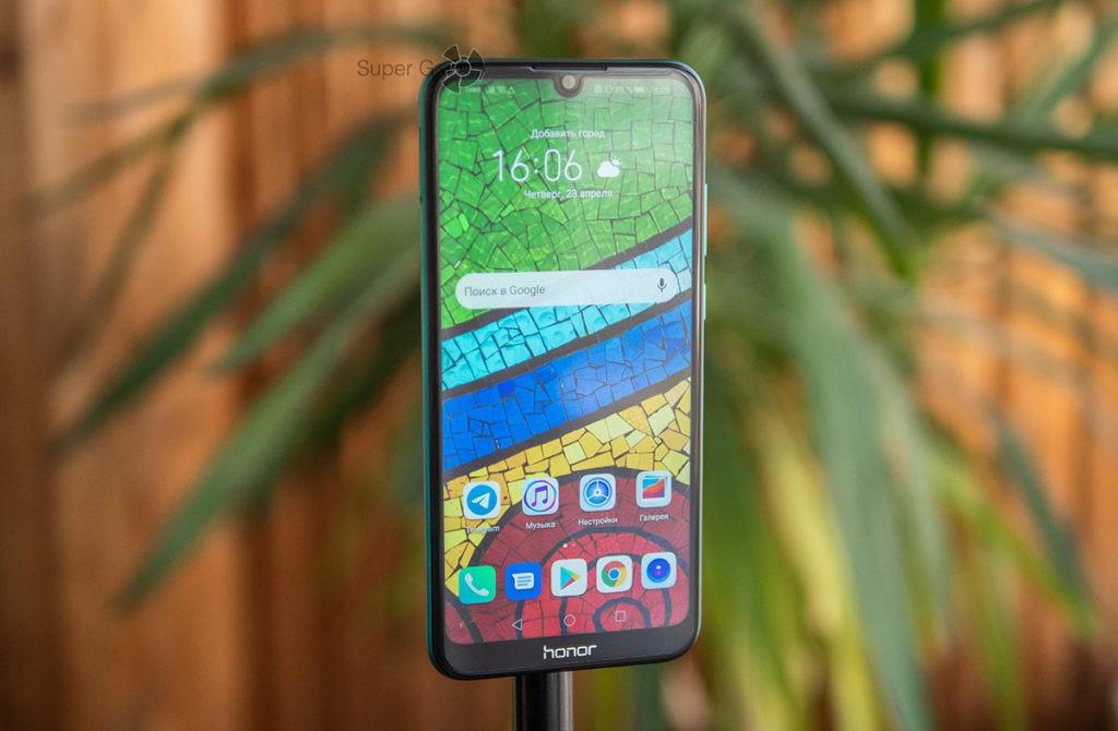 Экран Huawei 8A Prime