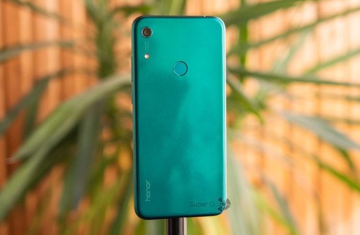 Обзор Honor 8A Prime — смартфон с NFC за недорого