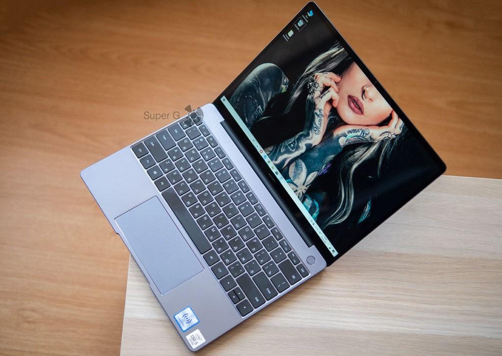 Huawei Matebook 13 2020 характеристики