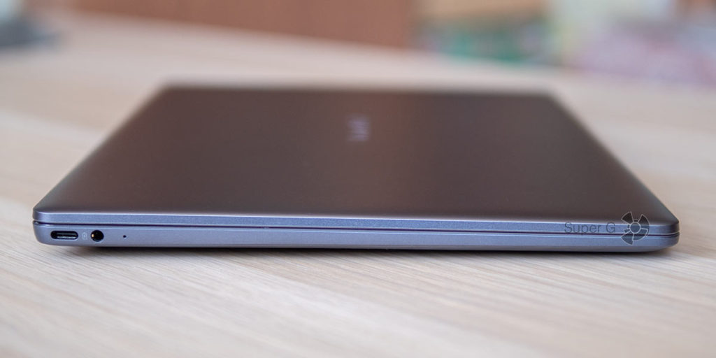 Huawei Matebook 13 2020 разъёмы