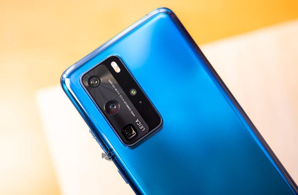 Камеры Huawei P40 Pro примеры фото