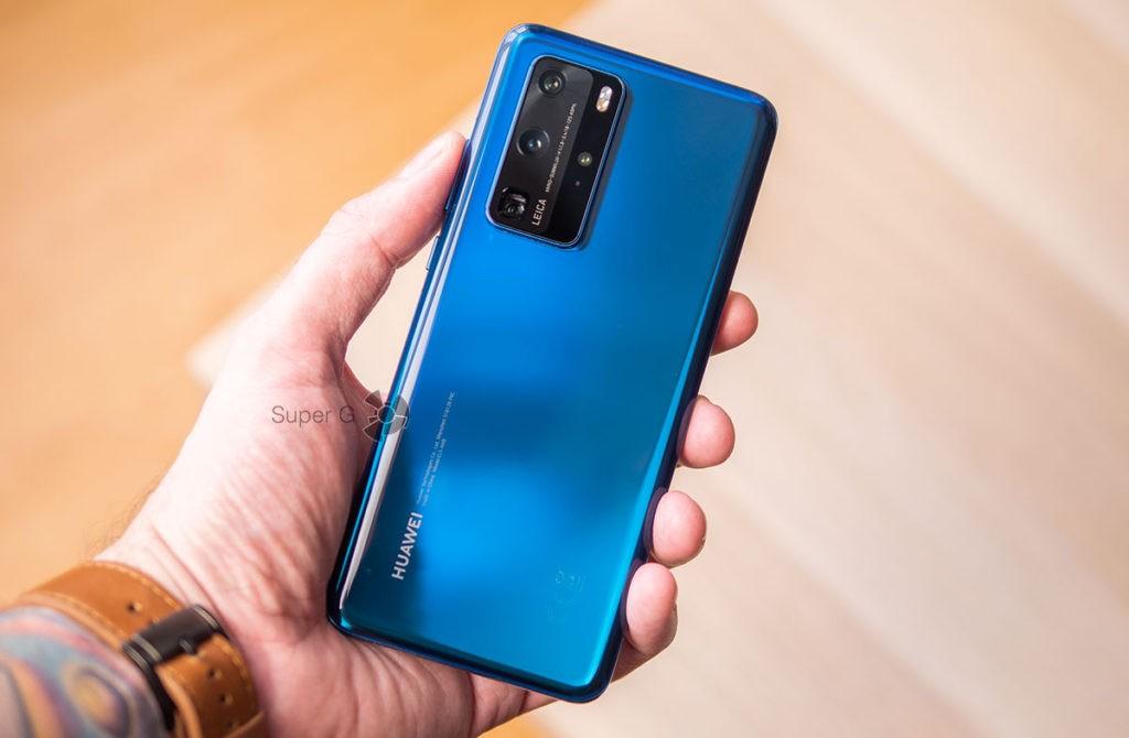 Huawei P40 Pro отзывы
