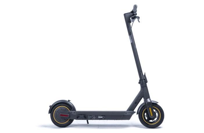 Ninebot KickScooter MAX G30P — электросамокат с запасом хода 65 км