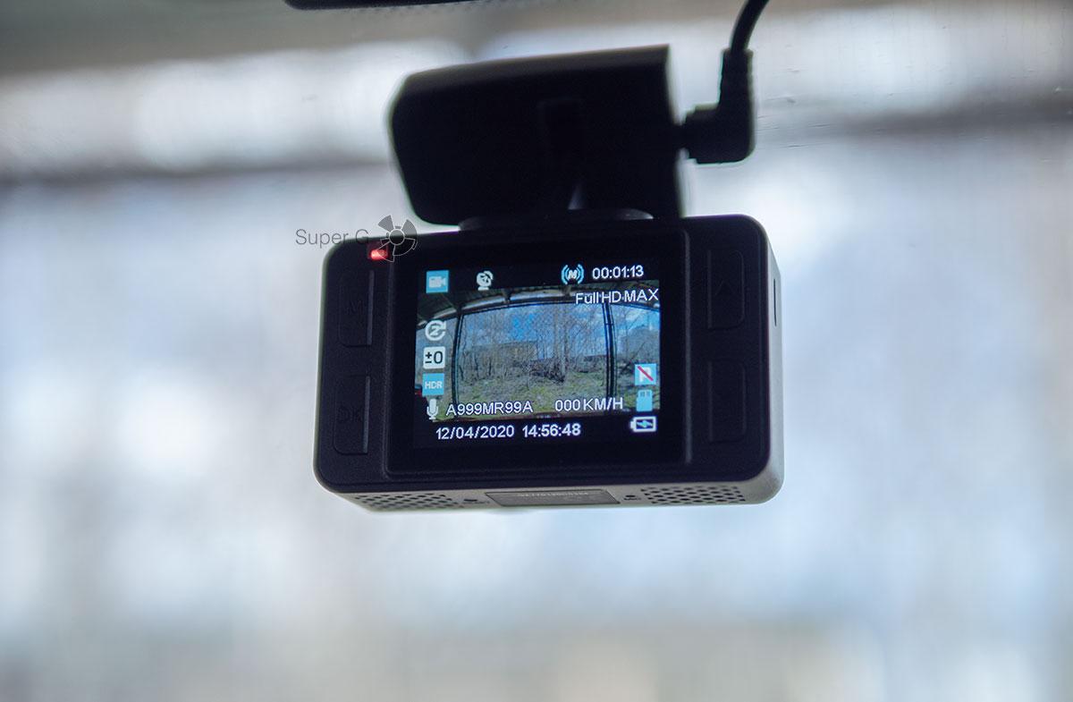 Экранчик видеорегистратора Neoline G-Tech X77