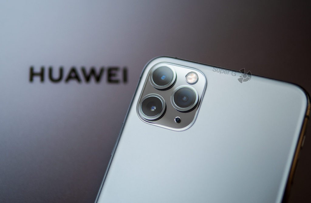 Камера iPhone 11 Pro Max против Huawei P40 Pro