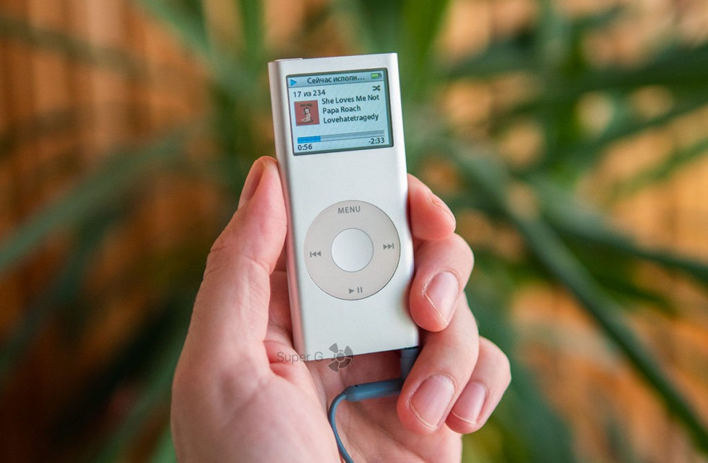 iPod Nano 2nd gen.