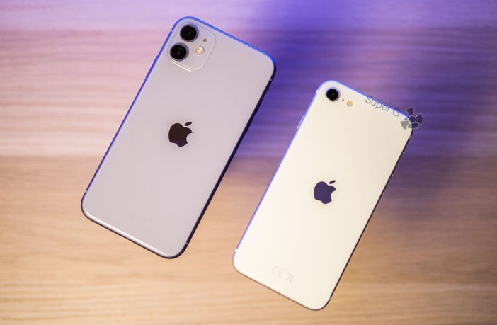 Сравнение iPhone SE 2 и iPhone 11