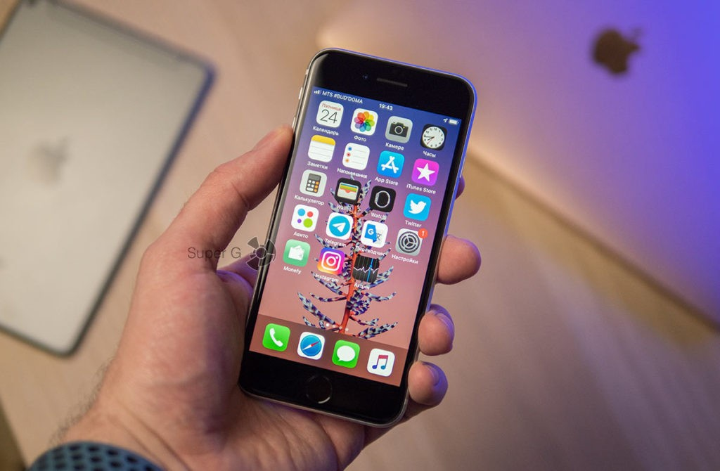 Дисплей iPhone SE 2 4.7 дюйма с HD-разрешением