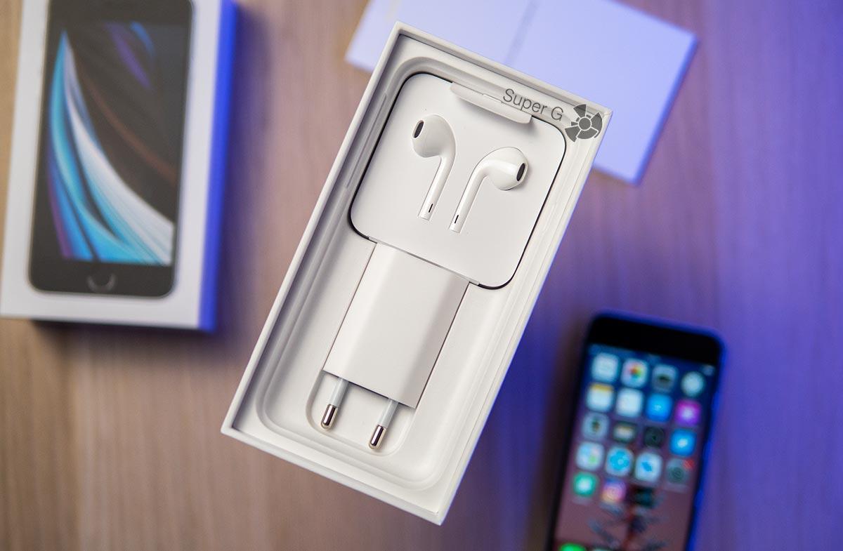 Комплектация iPhone SE 2