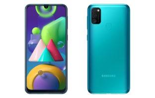 Samsung Galaxy M21 - характеристики и отличия от Galaxy M20