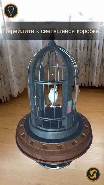 The Birdcage 2 для iPhone SE 2 скачать