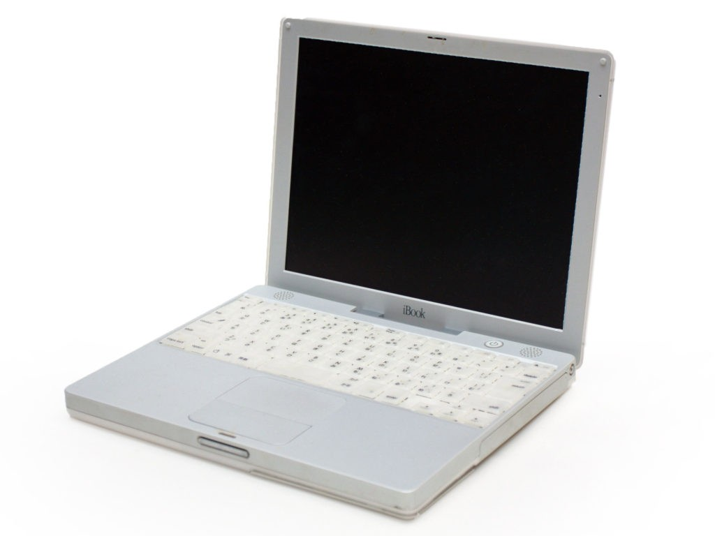 iBook G3 2003 mid