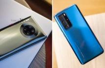 Камеры Huawei P40 Pro против Mate 30 Pro — фотобитва флагманов