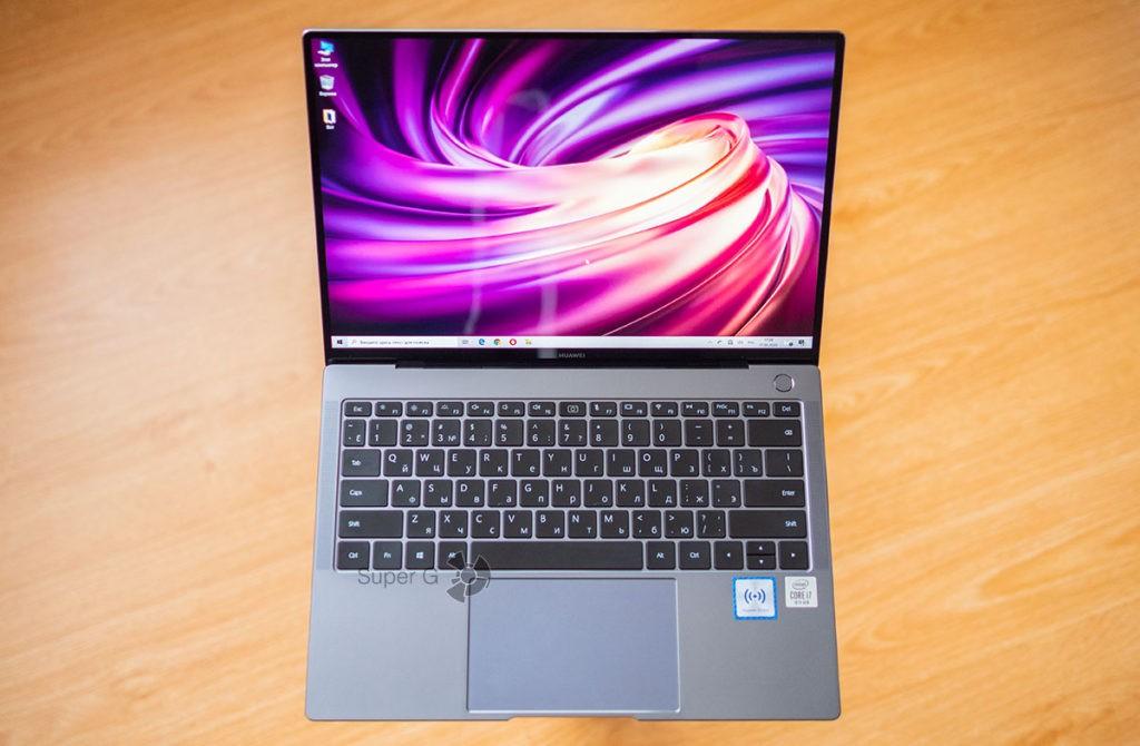 Отзывы Huawei MateBook X Pro 2020