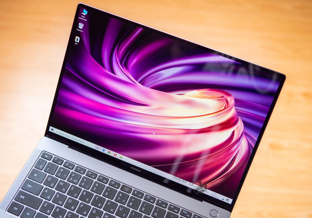 Huawei MateBook X Pro 2020 дисплей