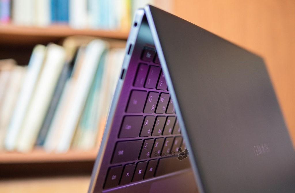 Huawei MateBook X Pro 2020 Подсветка клавиатуры