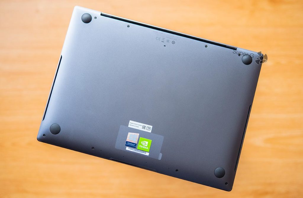 Huawei MateBook X Pro 2020 как установить память жесткий диск
