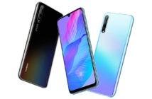 Три бюджетных смартфона Huawei – долгожители с NFC