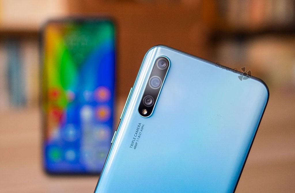 NFC Huawei Y8p есть