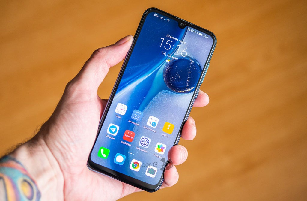 Дисплей Huawei Y8p