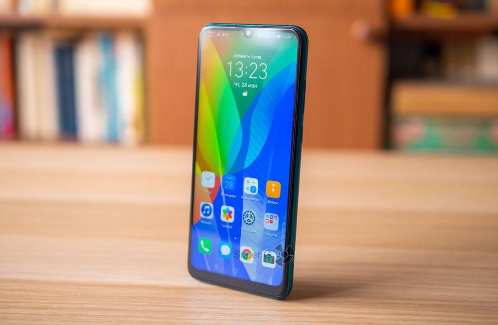 Отзывы Huawei Y6p