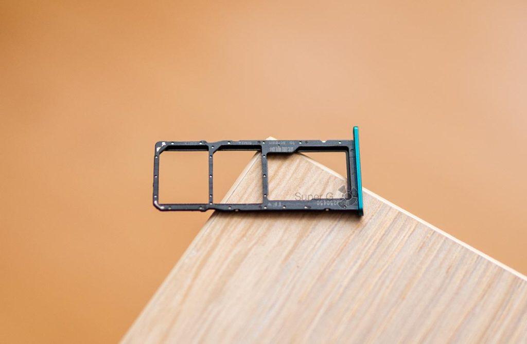 SIM-карты Huawei Y6p слот под Micro SD