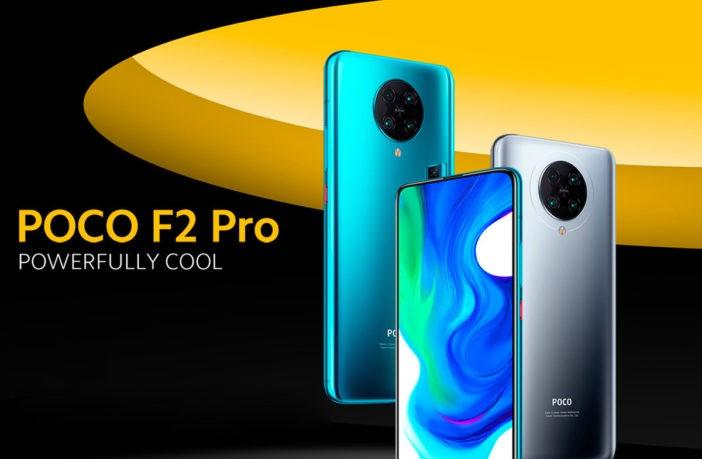 POCO F2 Pro — характеристики и отличия от Pocophone F1
