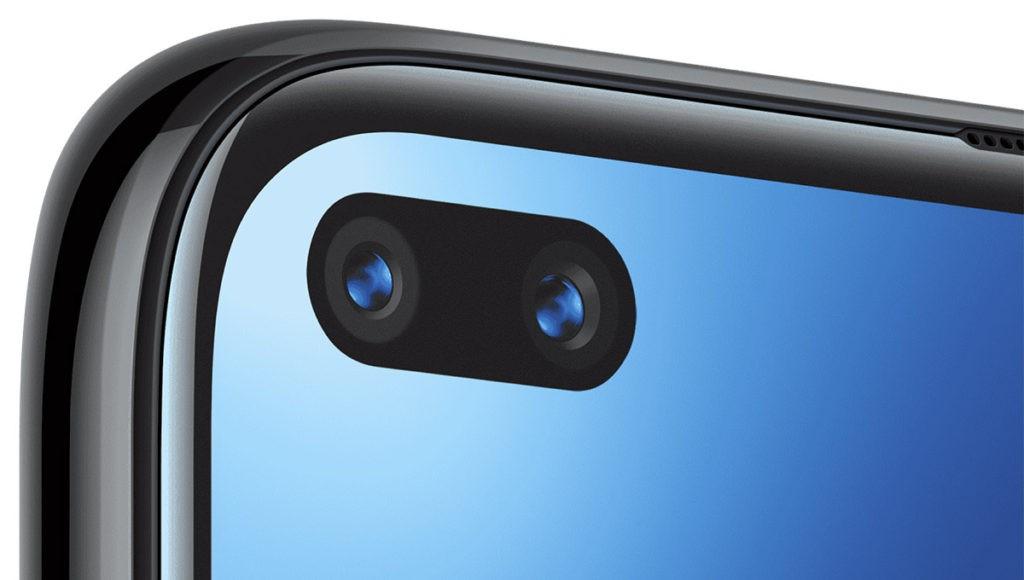 Realme 6 Pro двойная фронтальная камера