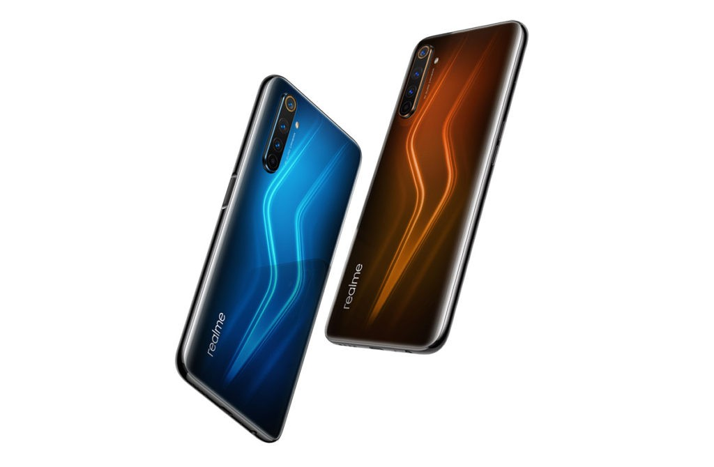 Realme 6 Pro характеристики и отличия